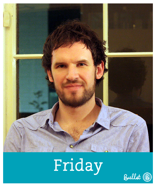 Graham Carroll Friday Agency Profile